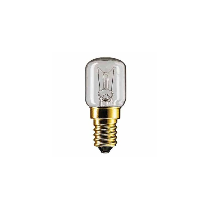 Lámpara tubular horno 230V 25W E14 D25MM