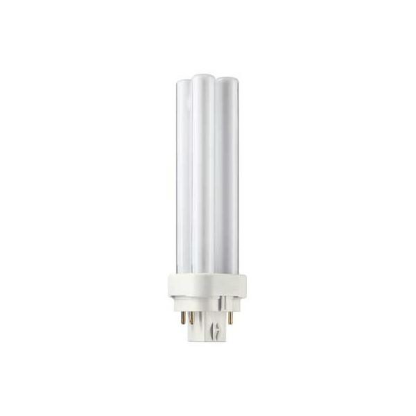 Lámpara bajo consumo MASTER PL-C 13W/827/4P