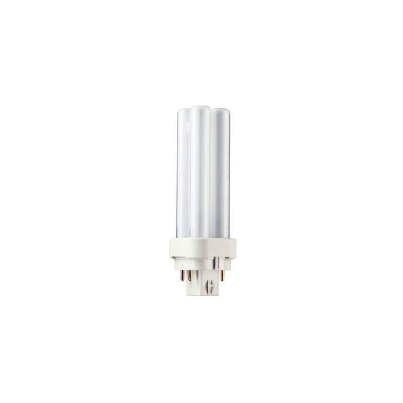 Lámpara bajo consumo MASTER PL-C 4 Patillas 18W 2700K 827