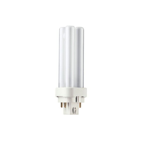 Lámpara bajo consumo MASTER PL-C 4Patillas 26W