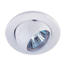 DOWNLIGHT FIJO CIRC.12V-50W 50MM NEGRO