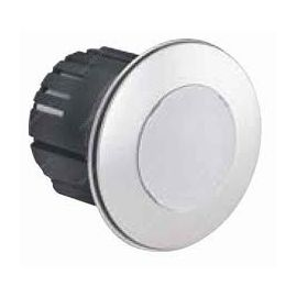 BALIZA LED LATERAL AUT.LEDS AZULES IP66