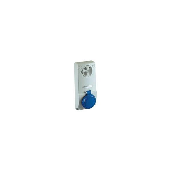 BASE EMP.INT.BLOQ.16A 3PT 380-415V IP44