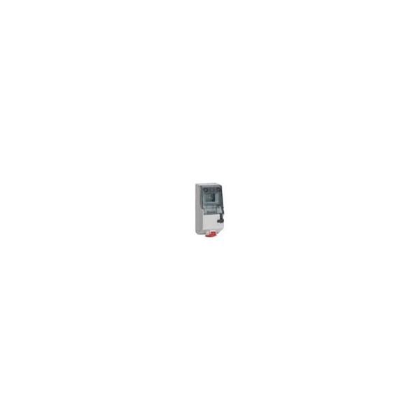 COMB.ENCL.3P+T 32A 400V IP66