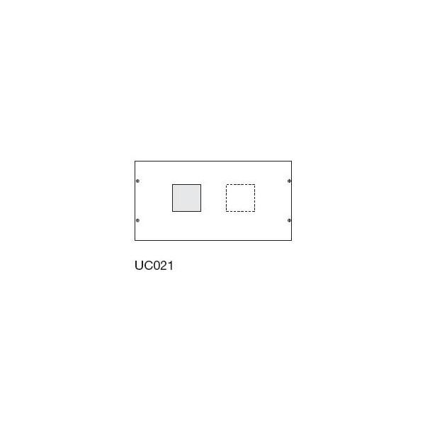 ANT.UC071 KIT EQ.P/INTERR.160/250A 300X600