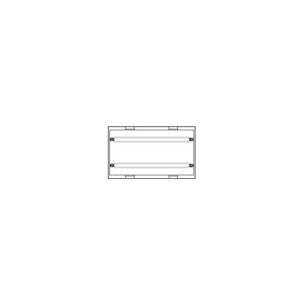 KIT P/BORNES ANCHO 500mm 2x22