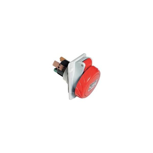 BASE EMP.32A 2P+TT 200-250V IP67