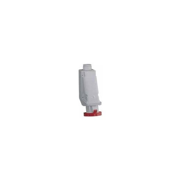 BASE MURAL 125A 3PNT 380-415V IP67