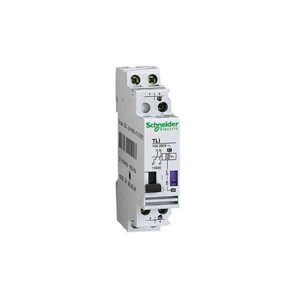 TELERRUPTOR TLI 16A 230V CA 110V CC