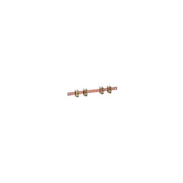 PLET.T.TIERRA ARM.S.Q 12x6 C/BORNE CONEX