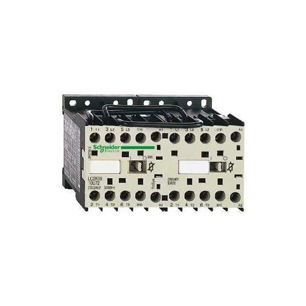 MINICONT.INV.6A 3P 24V 50/60Hz