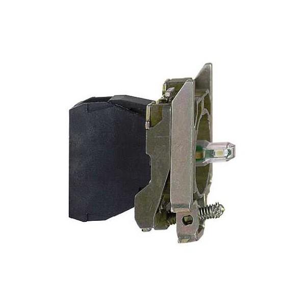CPO.d.22 110-120V TORN.C/LED AZ.E.MET.