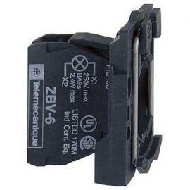 CPO.d.22 230-240V C/LED AZ.TORN.E.PLAST.