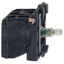 CPO.d.22 110-120V 1NA/NC LED AZ.T.E.PLAS