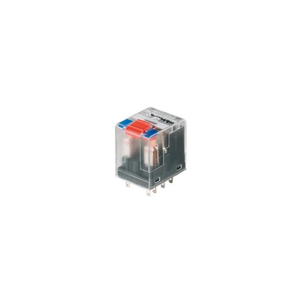 RELE INDUSTRIAL 24V AC SIN LED (R.ANT.553280240040