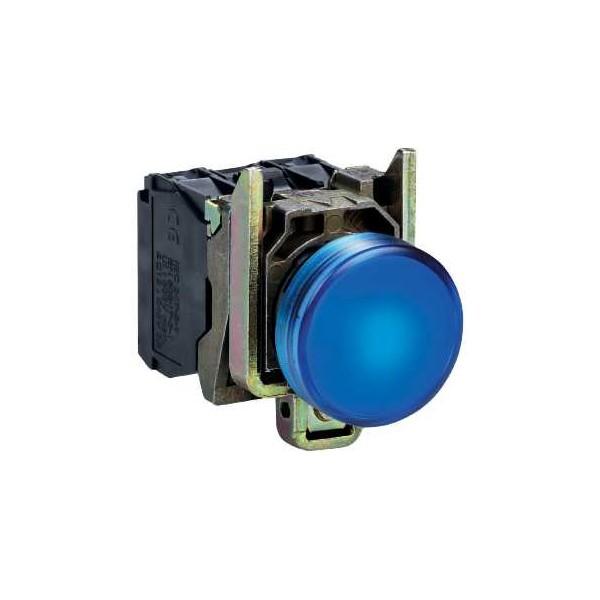 PILOTO LUM.LED 24V AZUL(ANT.XB2BV66)