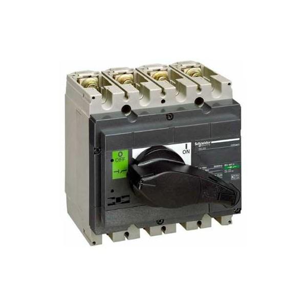 INT.INTERPACT INS250-100A 4P ESTANDAR