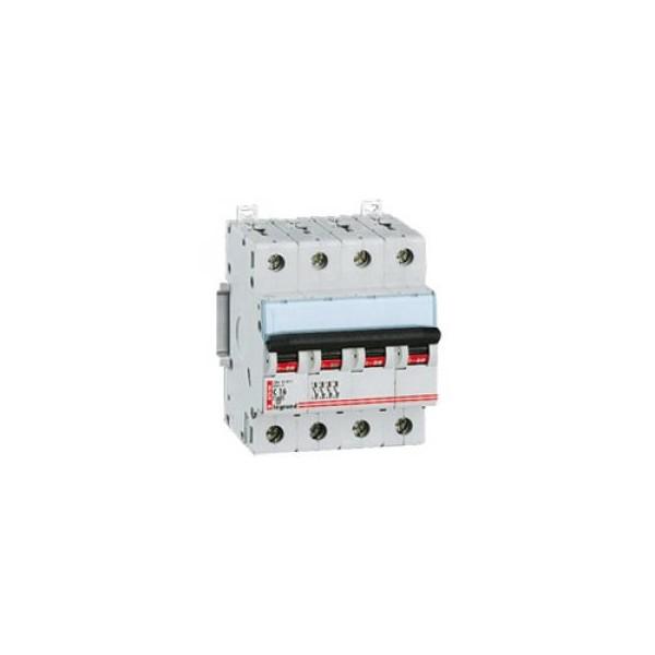 MAGNETOTERMICO DX-H 10/15KA C 4P 16A LEXIC