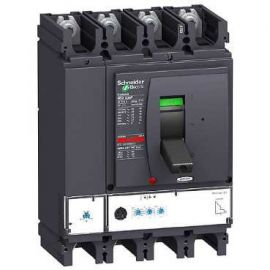 NSX630N MICROLOGIC 2.3 630A 4P4R