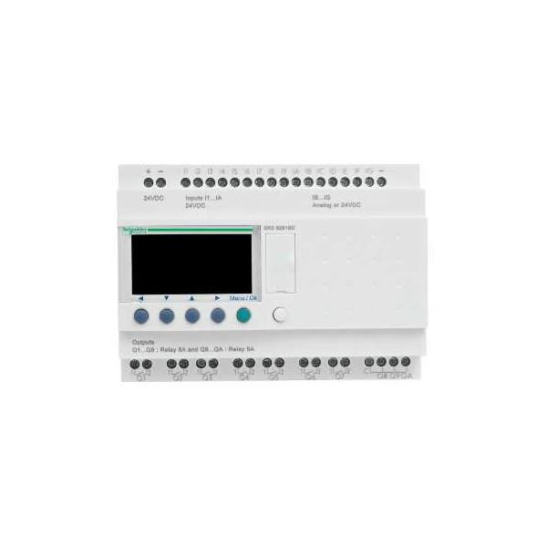 RELE PROG.MOD.100-240V E/S 26