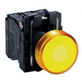 PILOTO C/LED d.22 24V AM.E.PLAST.