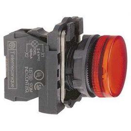 ***PILOTO C/LED D.22 110-120V RJ.E.PLAST.