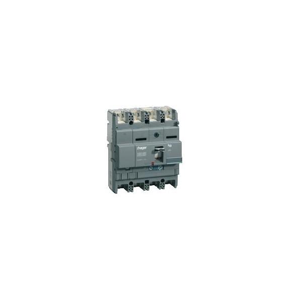 INT.AUT.X250 4P3DN/2 40KA 160A TM REGBL.