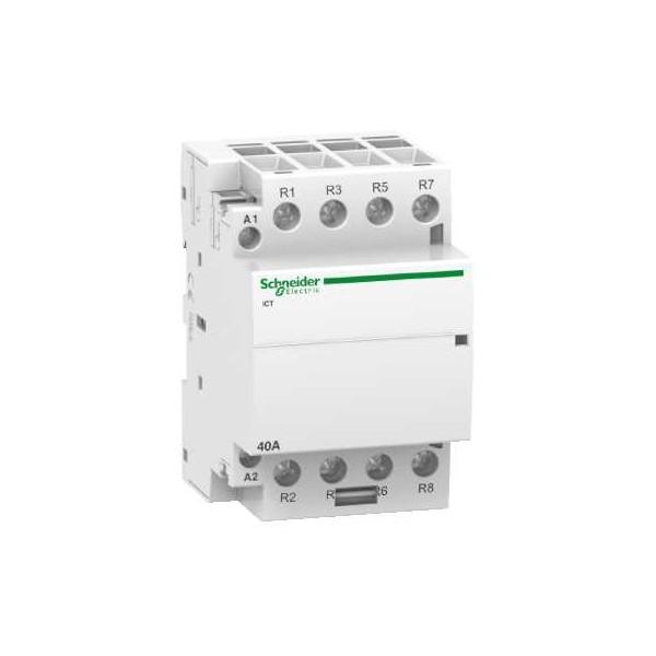 CONTACTOR ICT 40A 4NC 230/240V CA