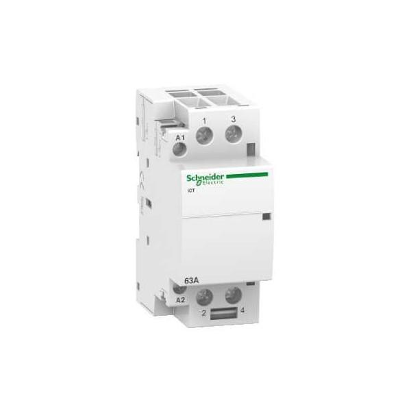 CONTACTOR ICT 63A 2NA 230/240V CA
