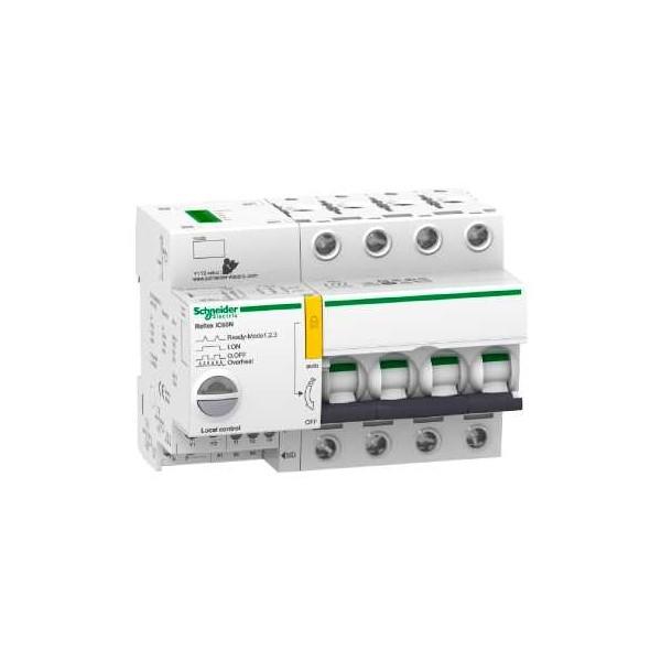 INT.C/REFLEX IC60N TI24 25A 4P CURVA-B