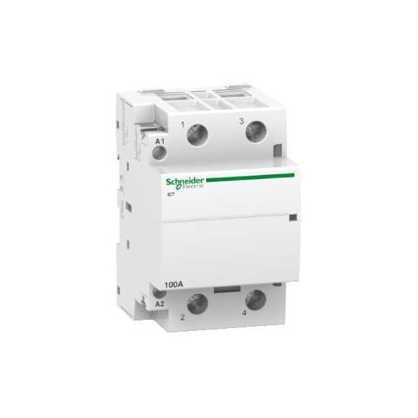 CONTACTOR ICT 100A 2NA 230/240V CA