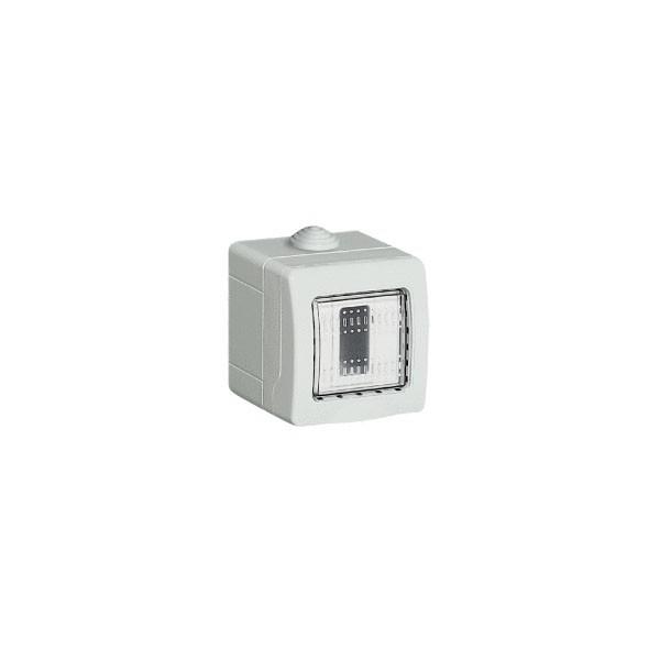CAJA IDROBOX-M IP55 1MOD.MATIX