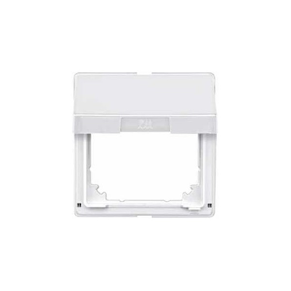 ADAPTADOR TAPA IP44 BLANCO