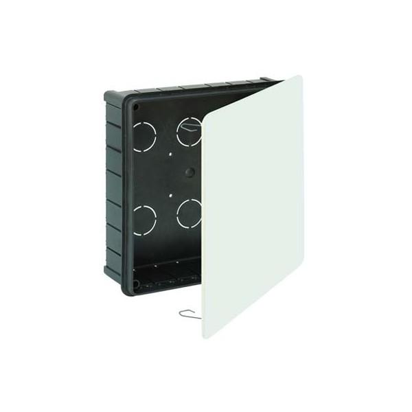 Caja con tapa y garra metálica 150x150x50 SOLERA