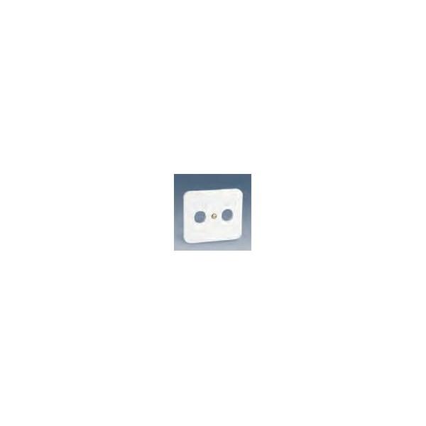 TAPA TOMA R-TV+SAT SERIE 75 NEGRO