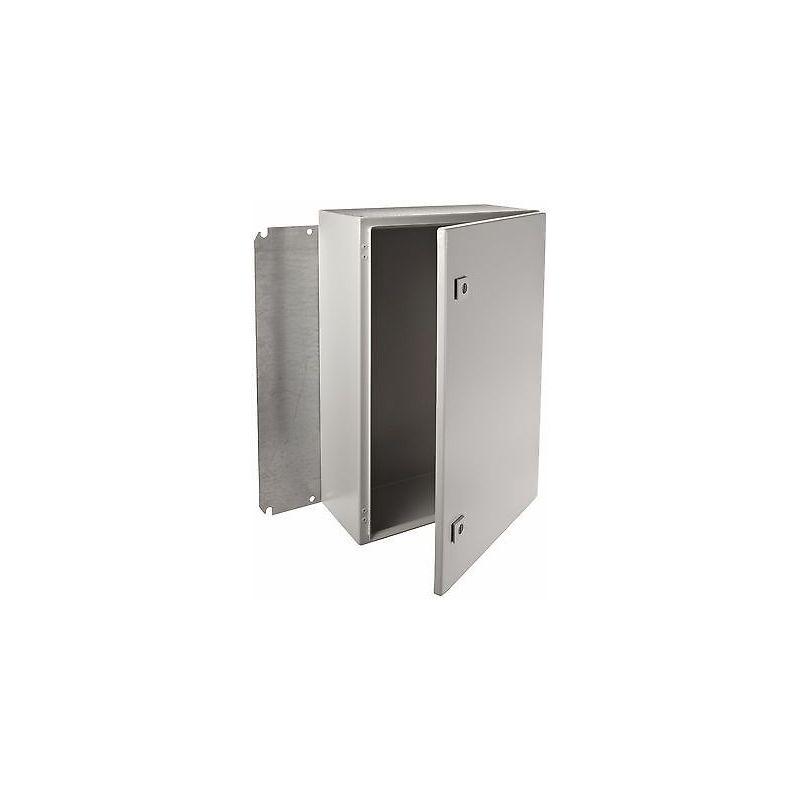 ARM.COMP.300X300X155 ESPECIAL RAL6011 C/ PLACA