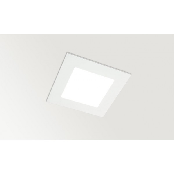 DOWNLIGHT LED CUADRADO 20W 4000K 2000LM