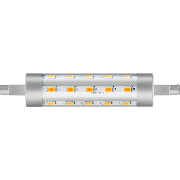 LAMPARA LED PHILIPS COREPRO R7S 117mm 8W