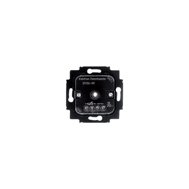 Regulador electrónico giratorio (fluorescentes) Niessen 8160.9