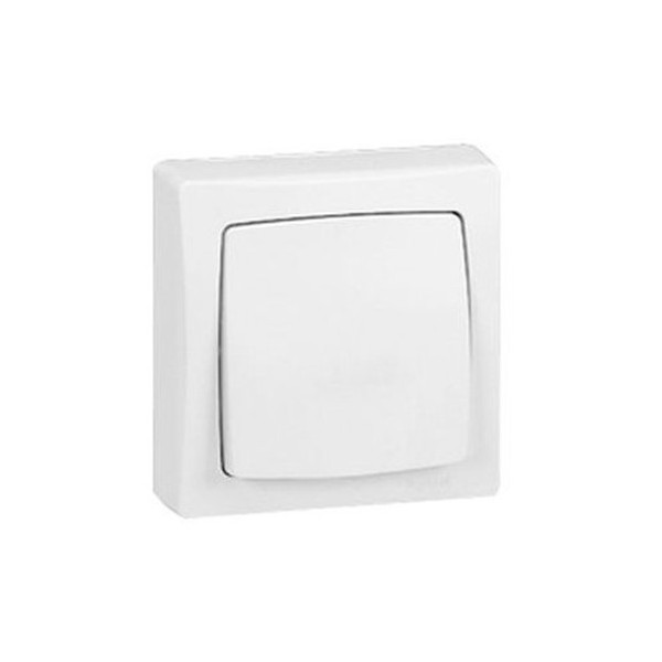 Interruptor conmutador superficie monobloc Oteo 086001