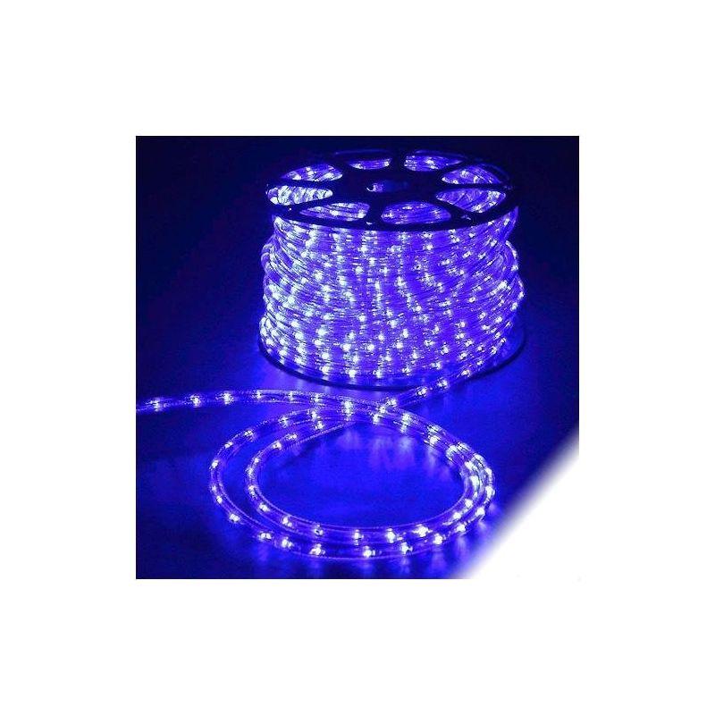 FLEXILIGHT LED DE NAVIDAD (ROLLO 45 M) AZUL