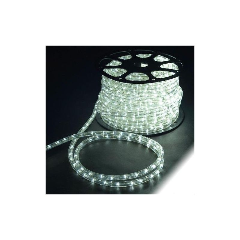 FLEXILIGHT LED DE NAVIDAD (ROLLO 45 M) BLANCO