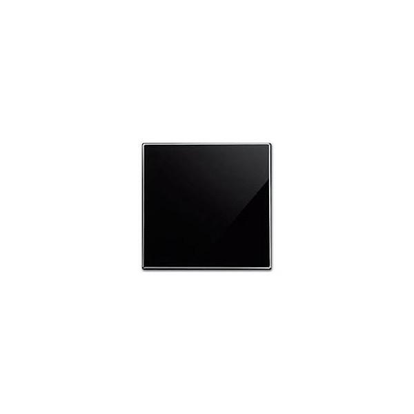 Tecla interruptor conmutador 8501CN Cristal Negro Niessen sky