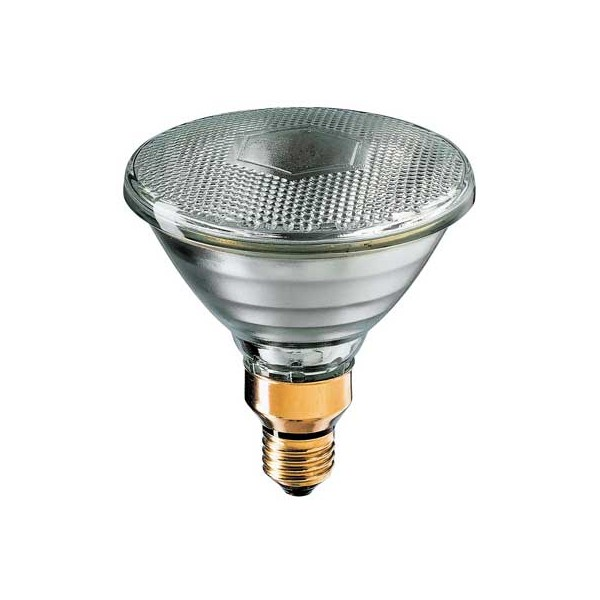 Lámpara PAR38 80W E27 230V FL 30D 1CT