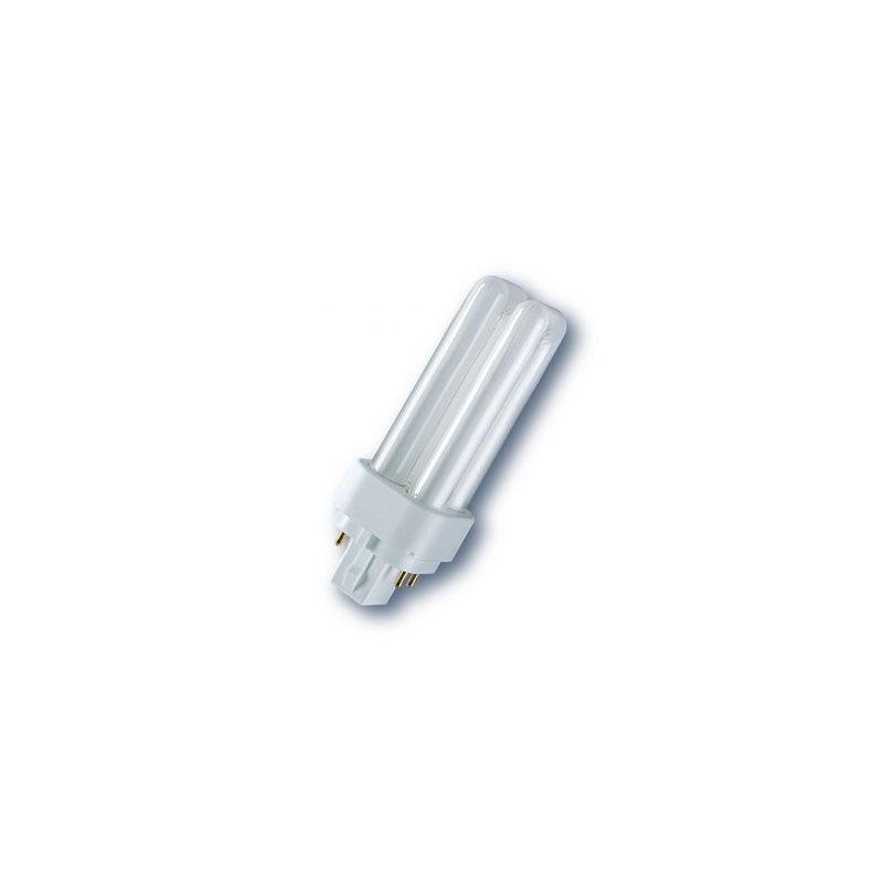 Bombillas y tubos convencionales LEDVANCE DULUX D/E 26W-21-840 10 U 26W G24Q3