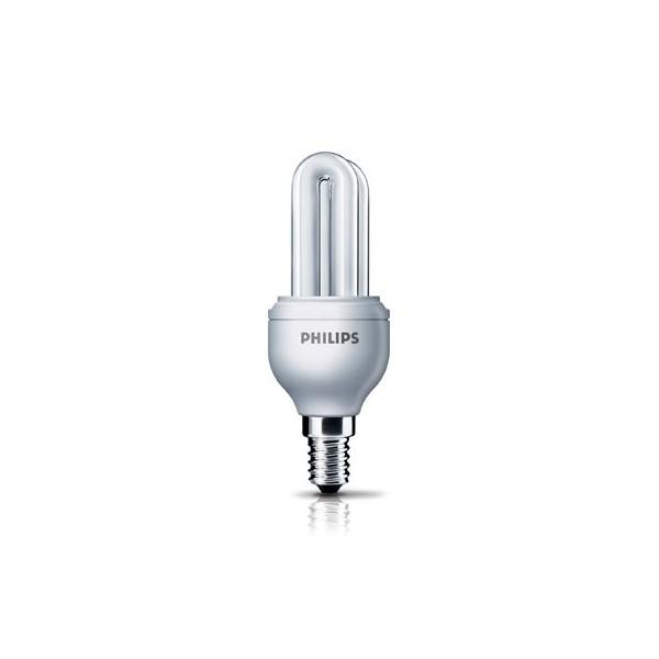 Lámpara Genie ESaver 5W/827 E14 220-240V 1PH