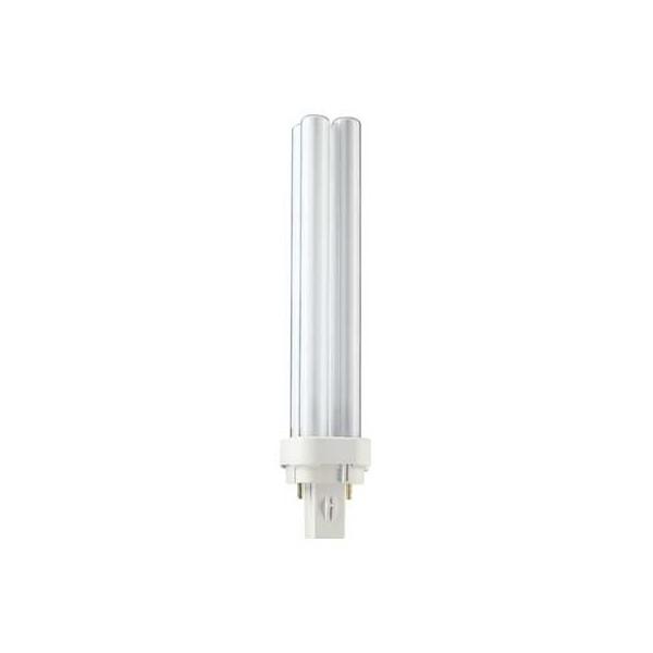Lámpara bajo consumo MASTER PL-C 2 Patillas 18W 4000K 840