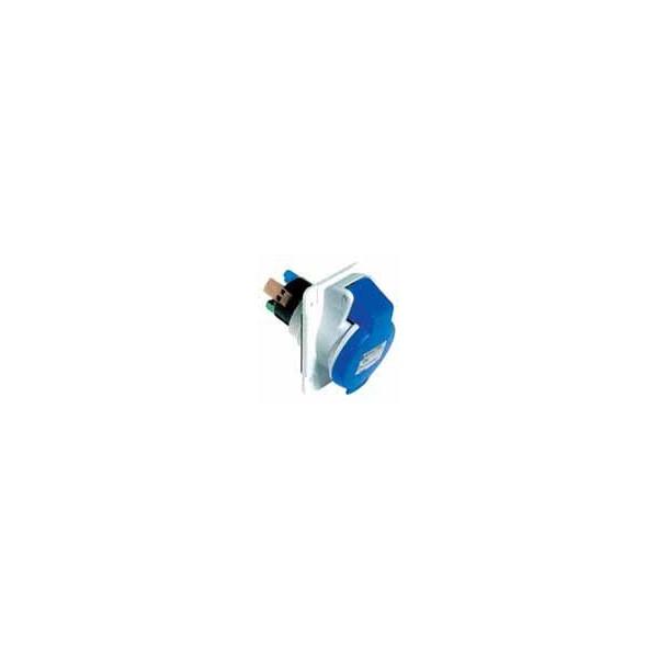 BASE EMP.16A 3P+N+TT 380-415V IP44