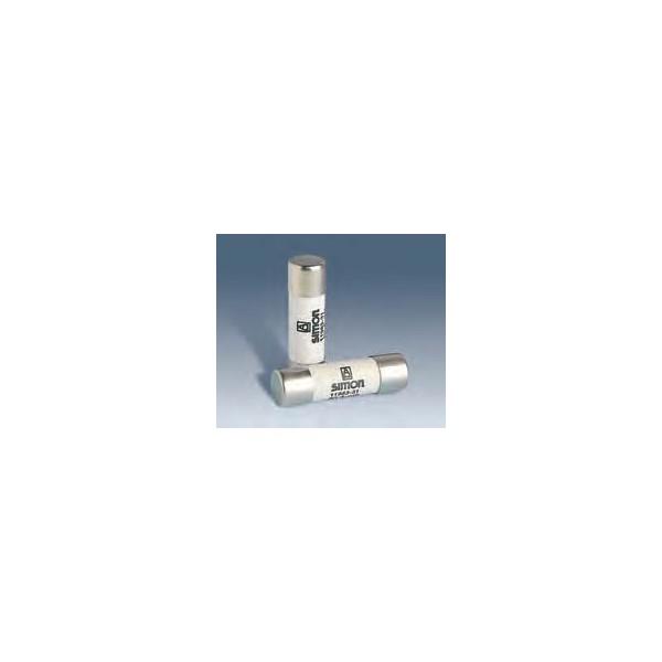 FUS.CIL.500V 25A C/IND.FUSION(10,3x38)