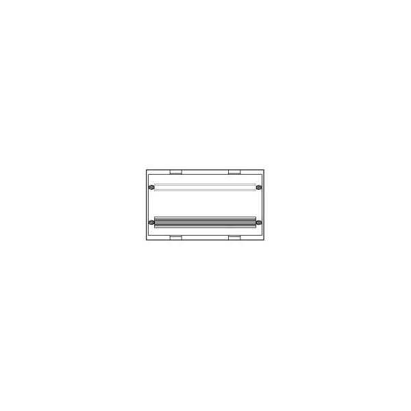 KIT EQUIP.P/BORNE/APARAM.2F 1x22 +1x24